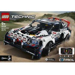 42109 AUTO WYŚCIGOWE TOP GEAR STEROWANE PRZEZ APLIKACJĘ (App-Controlled Top Gear Rally Car) KLOCKI LEGO TECHNIC rabat 5%