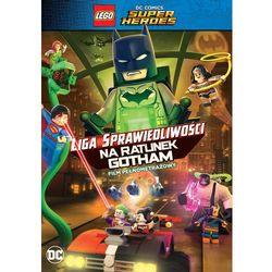 LEGO Liga Sprawiedliwości: Na ratunek Gotham (DVD) - Matt Peters, Mel Zwyer OD 24,99zł DARMOWA DOSTAWA KIOSK RUCHU