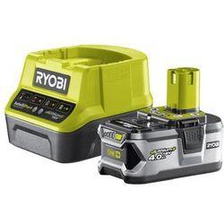 Zestaw akumulator i ładowarka RC18120-140 18 V 4.0 Ah RYOBI