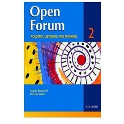 Open Forum 2: Student Book