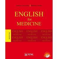 Książki medyczne, English for Medicine - Ciecierska Joanna, Jenike Barbara - książka (opr. miękka)