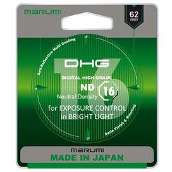 Filtr Marumi DHG ND16 62mm (MND(16)62 DHG) Darmowy odbiór w 21 miastach!