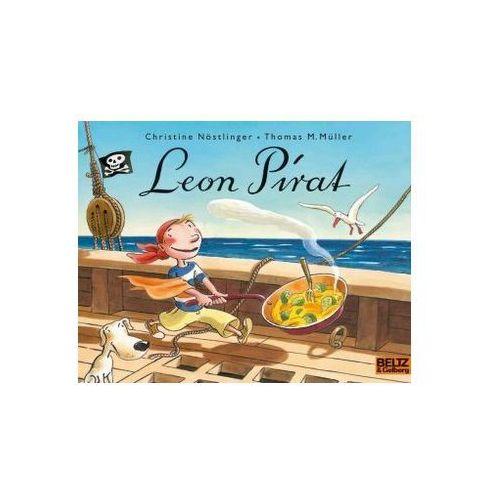 Pozostałe książki, Leon Pirat Nöstlinger, Christine