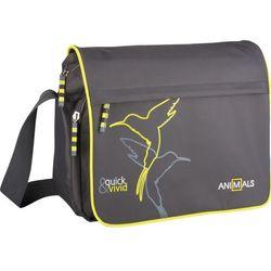 Torba na ramię ASTRA AN-02 Animals Quick & Vivid