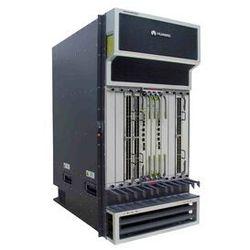 NE40E-X8A Router Huawei NetEngine40E-X8A zawiera 2 SRUs, 2 SFUs (480G), 6 AC Power, 2 fan tray