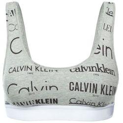 Calvin Klein Biustonosz Szary S Przy zakupie powyżej 150 zł darmowa dostawa.