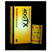 Klisze fotograficzne, Kodak Tri-x 400 typ 120 TX negatyw czarno-biały