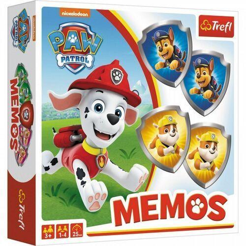 Gry dla dzieci, Memos Psi Patrol TREFL