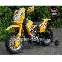Akumulatory do motocykli, DUŻY MOTOR CROSS 2 STRONG 2 Z DŹWIĘKAMI I Ś / ZP-3999A