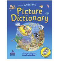 Książki do nauki języka, Longman Children's Picture Dictionary Plus Cd-Rom [Słownik Plus Cd-Rom] (opr. miękka)