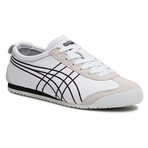 Damskie obuwie sportowe, Sneakersy ONITSUKA TIGER - Mexico 66 1183A349 White/Black 101