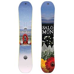 NOWA DESKA SNOWBOARD SALOMON GYPSY CLASSICKS BY DESIREE 147 CM 2018/19