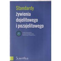 Książki medyczne, Standardy Żywienia Dojelitowego i Pozajelitowego (opr. broszurowa)