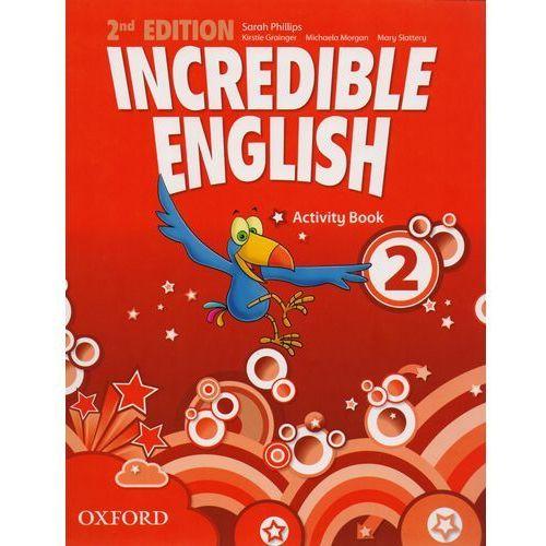 Książki do nauki języka, Incredible English 2 Activity Book (opr. miękka)