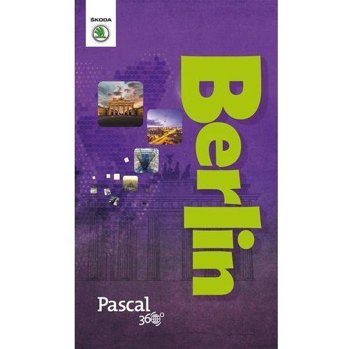 Przewodniki turystyczne, Berlin - Pascal 360 stopni (2014) - Dostępne od: 2014-11-21 (opr. miękka)