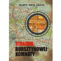 Powieści, Strażnik Bursztynowej Komnaty (opr. broszurowa)