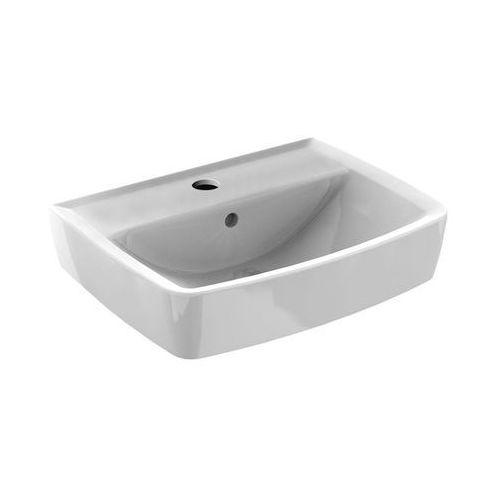 Umywalki, Koło REKORD umywalka meblowa 50 z otworem biała - K91952000