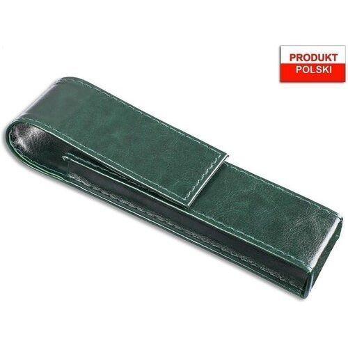 Długopisy, Etui na długopisy WAR-1005 Zielony WARTA