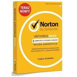 Program NORTON AntiVirus Basic (1 stan. 12 mies.)