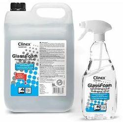 Glass Foam Clinex 650ml - Pianka do mycia szyb