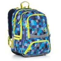 Tornistry i plecaki szkolne, Plecak szkolny Topgal CHI 870 D - Blue
