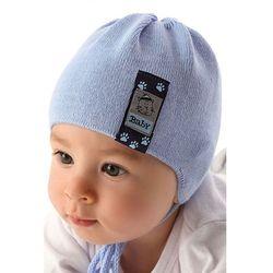 Czapka niemowlęca wiązana 5X34AZ Oferta ważna tylko do 2019-07-11