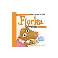 Książki dla dzieci, Florka. Listy do babci (opr. twarda)