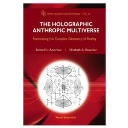 Holographic Anthropic Multiverse