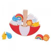 Gry dla dzieci, Balansująca gra Pogoda