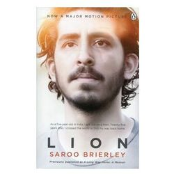Lion A Long Way Home - Brierley Saroo (opr. miękka)