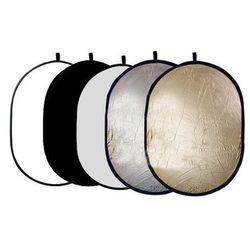 Blenda 5w1 owalna 92/122cm - SUNFIRE