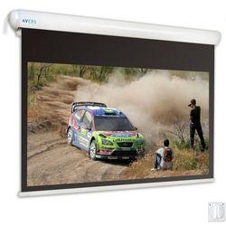 Ekran elektryczny 180x102cm Stratus 2 18/10 - Matt Grey