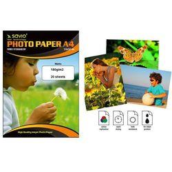 Savio papier PA-06 A4 matowy 20 ark Darmowy odbiór w 20 miastach!