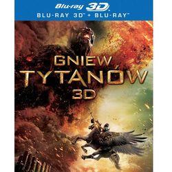 Gniew Tytanów 3-D (2 BD)