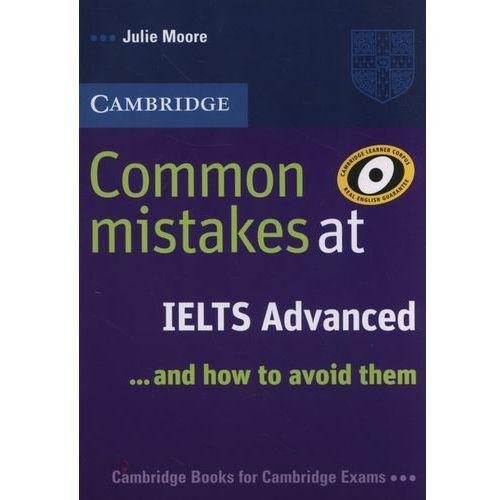 Książki do nauki języka, Common mistakes at IELTS Advance (opr. miękka)