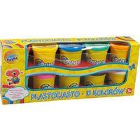 Kreatywne dla dzieci, BRIMAREX Plastociasto 10 kol.