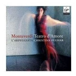 Christina Pluhar, Philippe Jaroussky - Teatro D Amore + Darmowa Dostawa na wszystko do 10.09.2013!