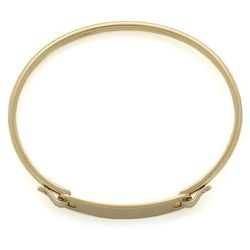 Bransoletka FOSSIL - Engraveable JF03077710 Gold