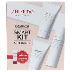 Shiseido Benefiance Wrinkle Resist 24 SPF15 zestaw zestaw