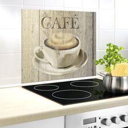 Szklana płyta ochronna CAFE na ścianę - 50 x 60 cm, WENKO