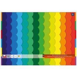 Blok techniczny INTERDRUK A3 kolorowy