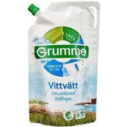 Grumme - Vittvatt - płyn do płukania - 800 ml - ze Szwecji
