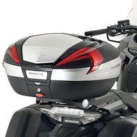 Stelaże motocyklowe, GIVI SR1134 HONDA CTX 1300 (1415) Stelaż kufra centralnego z płytą MONOLOCK