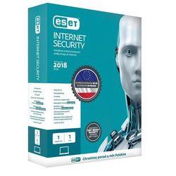 Oprogramowanie antywirusowe ESET Internet Security BOX 1U 12M - EIS1U12MB- natychmiastowa wysyłka, ponad 4000 punktów odbioru!