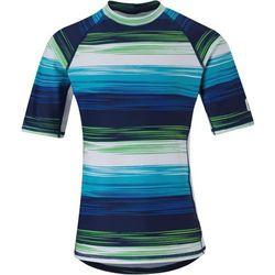Reima Fiji Koszulka do pływania Chłopcy, navy blue 122 2019 Stroje kąpielowe Przy złożeniu zamówienia do godziny 16 ( od Pon. do Pt., wszystkie metody płatności z wyjątkiem przelewu bankowego), wysyłka odbędzie się tego samego dnia.