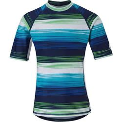 Reima Fiji Koszulka do pływania Chłopcy, navy blue 134 2019 Stroje kąpielowe Przy złożeniu zamówienia do godziny 16 ( od Pon. do Pt., wszystkie metody płatności z wyjątkiem przelewu bankowego), wysyłka odbędzie się tego samego dnia.