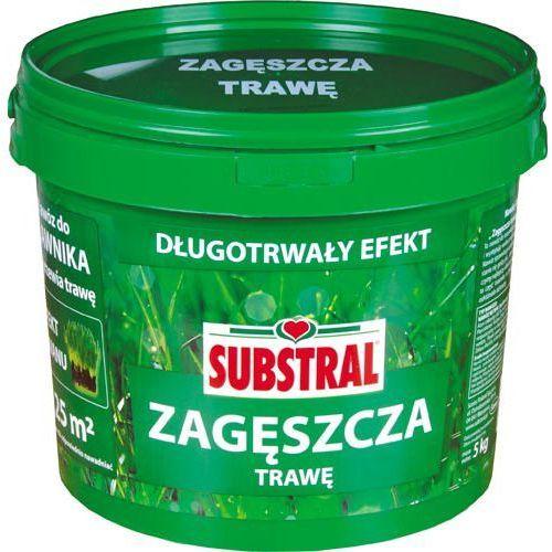 Odżywki i nawozy, SUBSTRAL nawóz ZAGĘSZCZA trawę 5KG