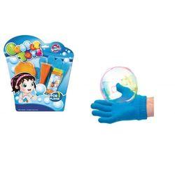 Bańki mydlane magiczne z rekawicą 324671