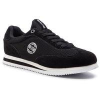 Męskie obuwie sportowe, Sneakersy BIG STAR - DD174086 Black