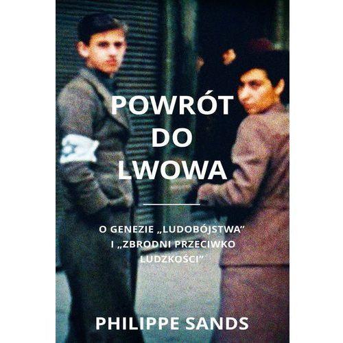 Historia, Powrót do Lwowa (opr. twarda)
